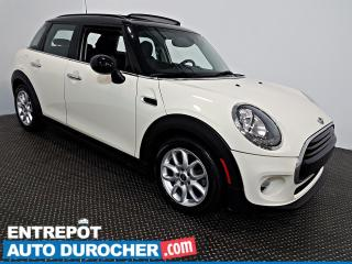 Used 2017 MINI Cooper Hardtop 5 Door TOIT OUVRANT - AIR CLIMATISÉ - A/C - Cuir for sale in Laval, QC