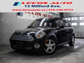 Used 2009 MINI Cooper Clubman - for sale in North York, ON