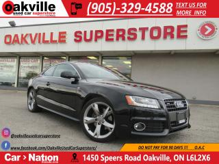Used 2012 Audi A5 2.0T QUATTRO | S-LINE | PANO ROOF | HEATED SEATS for sale in Oakville, ON