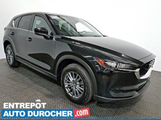 Used 2017 Mazda CX-5 GS AWD Automatique - A/C - Cuir for sale in Laval, QC