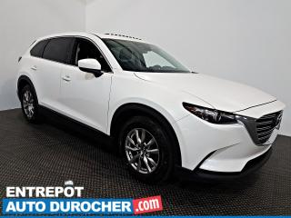 Used 2016 Mazda CX-9 GS-L TOIT OUVRANT - Automatique - A/C - Cuir for sale in Laval, QC