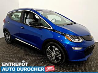 Used 2017 Chevrolet Bolt EV Premier Automatique - AIR CLIMATISÉ - for sale in Laval, QC