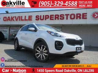Used 2017 Kia Sportage EX AWD | DUAL CLIMATE | HTD SEATS| B/U CAM for sale in Oakville, ON