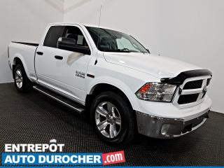 Used 2016 RAM 1500 Outdoorsman ECO DIESEL 4X4 Automatique - A/C for sale in Laval, QC