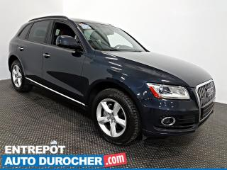Used 2017 Audi Q5 2.0T Komfort AWD  TOIT OUVRANT - Automatique for sale in Laval, QC