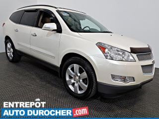 Used 2012 Chevrolet Traverse LTZ AWD Automatique - A/C - Groupe Électrique - for sale in Laval, QC