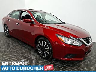 Used 2018 Nissan Altima SV TOIT OUVRANT - A/C - Caméra de recul for sale in Laval, QC