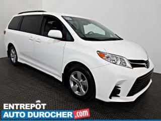 Used 2018 Toyota Sienna LE Automatique - A/C - Groupe Électrique for sale in Laval, QC