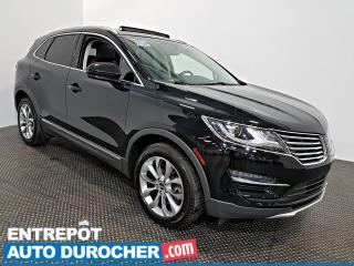 Used 2017 Lincoln MKC Select AWD NAVIGATION 'GPS' - Toit Ouvrant - A/C - for sale in Laval, QC