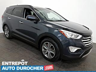 Used 2016 Hyundai Santa Fe XL Premium XL AWD Automatique - A/C - 7 Passagers for sale in Laval, QC