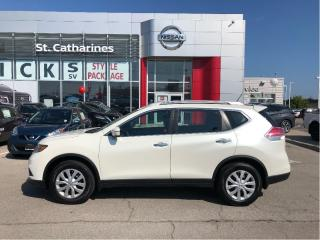 Used 2015 Nissan Rogue 2015 Nissan Rogue - FWD 4dr S for sale in St. Catharines, ON