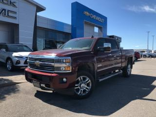Used 2016 Chevrolet Silverado 2500 High Country for sale in Barrie, ON