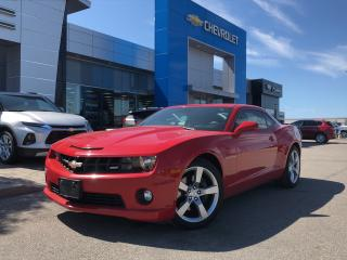 Used 2010 Chevrolet Camaro 1SS for sale in Barrie, ON