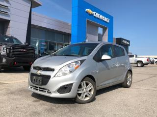 Used 2013 Chevrolet Spark LT for sale in Barrie, ON