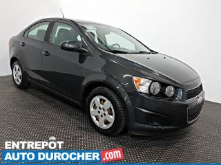 Used 2014 Chevrolet Sonic Ls 1.8l économique for sale in Laval, QC