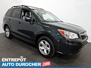 Used 2015 Subaru Forester I AWD Automatique - AIR CLIMATISÉ - for sale in Laval, QC