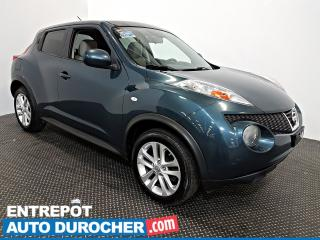 Used 2011 Nissan Juke SV AIR CLIMATISÉ - Groupe Électrique for sale in Laval, QC
