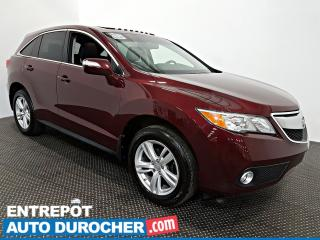 Used 2015 Acura RDX Tech Pkg - NAVIGATION - TOIT OUVRANT - AWD - MAGS for sale in Laval, QC