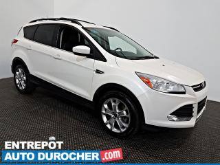 Used 2013 Ford Escape SE AWD NAVIGATION - Automatique - A/C - Cuir for sale in Laval, QC