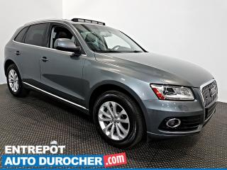Used 2014 Audi Q5 2.0L Progressiv AWD TOIT OUVRANT - AIR CLIMATISÉ - for sale in Laval, QC