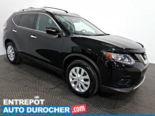 Used 2014 Nissan Rogue S Automatique - AIR CLIMATISÉ - Groupe Électrique for sale in Laval, QC