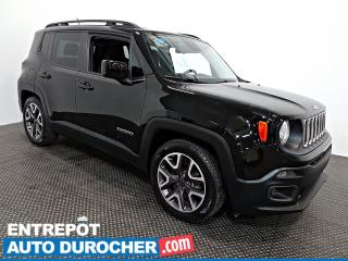 Used 2016 Jeep Renegade North Automatique - A/C - Groupe Électrique for sale in Laval, QC