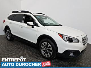 Used 2016 Subaru Outback 3.6R w/Limited AWD NAVIGATION TOIT OUVRANT - A/C for sale in Laval, QC