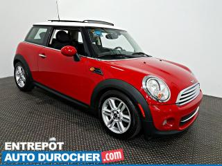 Used 2012 MINI Cooper Hardtop TOIT OUVRANT - Automatique - A/C - Cuir for sale in Laval, QC