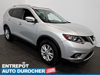 Used 2016 Nissan Rogue SV AWD NAVIGATION Toit Ouvrant - A/C for sale in Laval, QC