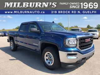 Used 2017 GMC Sierra 1500 WT Z71 4x4 for sale in Guelph, ON