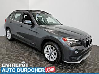 Used 2015 BMW X1 XDrive28i AWD TOIT OUVRANT - Automatique - A/C - for sale in Laval, QC