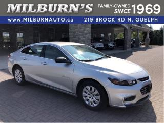Used 2017 Chevrolet Malibu L for sale in Guelph, ON