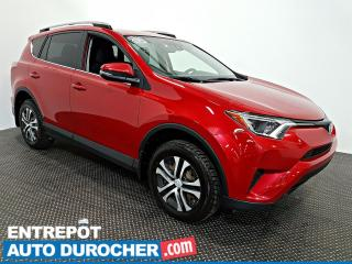 Used 2017 Toyota RAV4 LE Automatique - AIR CLIMATISÉ - Groupe Électrique for sale in Laval, QC