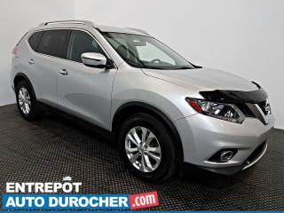 Used 2016 Nissan Rogue SV Autoamtique - AIR CLIMATISÉ - Groupe Électrique for sale in Laval, QC