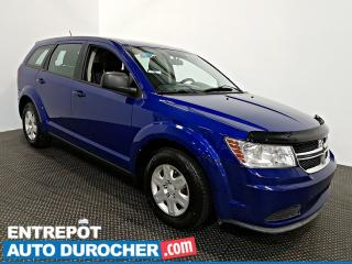 Used 2012 Dodge Journey Automatique - AIR CLIMATISÉ - Groupe Électrique for sale in Laval, QC