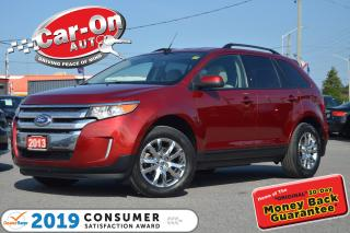 Used 2013 Ford Edge SEL NAV REAR CAM HTD SEATS SYNC ALLOYS LOADED for sale in Ottawa, ON