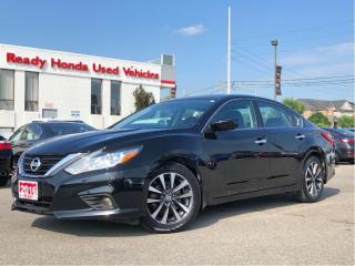 Used 2016 Nissan Altima 2.5 SV - Navigation - Sunroof for sale in Mississauga, ON