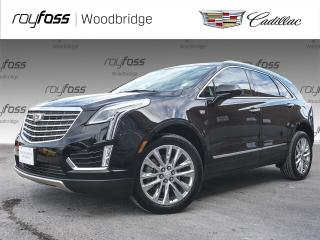 Used 2017 Cadillac XT5 Platinum BOSE, NAV, BACKUP CAM, VENTED SEATS for sale in Woodbridge, ON