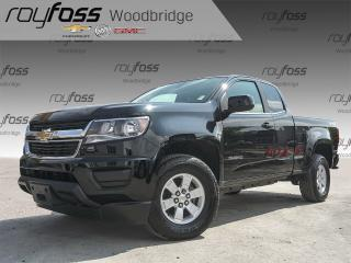 Used 2018 Chevrolet Colorado WT 4X4, V6, BACKUP CAM for sale in Woodbridge, ON
