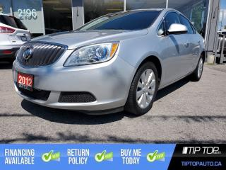 Used 2012 Buick Verano ** Clean CarFax, Low Km, Smooth Ride ** for sale in Bowmanville, ON
