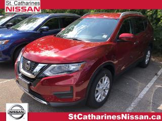 New 2020 Nissan Rogue S AWD CVT for sale in St. Catharines, ON