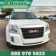Used 2013 GMC Terrain SLT-1 - Accident Free! AWD, Command Start, Leather for sale in Saskatoon, SK
