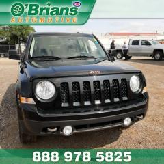 Used 2017 Jeep Patriot 75th Anniversary for sale in Saskatoon, SK