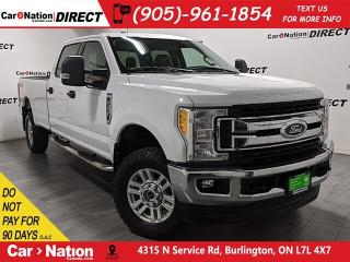 Used 2017 Ford F-350 XLT| 4X4| ONE PRICE INTEGRITY| for sale in Burlington, ON