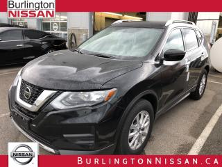 New 2019 Nissan Rogue S for sale in Burlington, ON