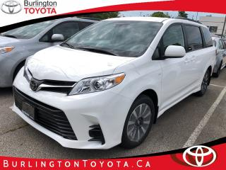 New 2020 Toyota Sienna LE 7-Passenger for sale in Burlington, ON