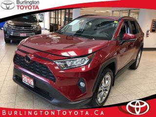 Used 2019 Toyota RAV4 XLE for sale in Burlington, ON