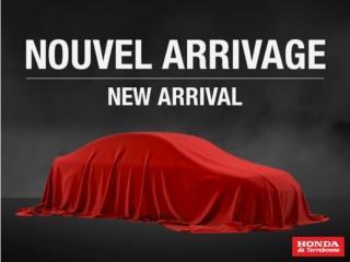Used 2017 Honda Civic LX bas kilo certifié , femme proprio for sale in Terrebonne, QC