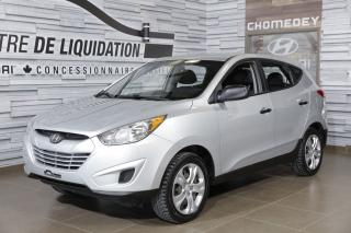 Used 2012 Hyundai Tucson L for sale in Laval, QC