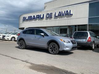Used 2015 Subaru XV Crosstrek 2.0i Limited Awd ** Cuir Toit Navigation for sale in Laval, QC